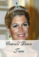 Emerald Parure Tiara
