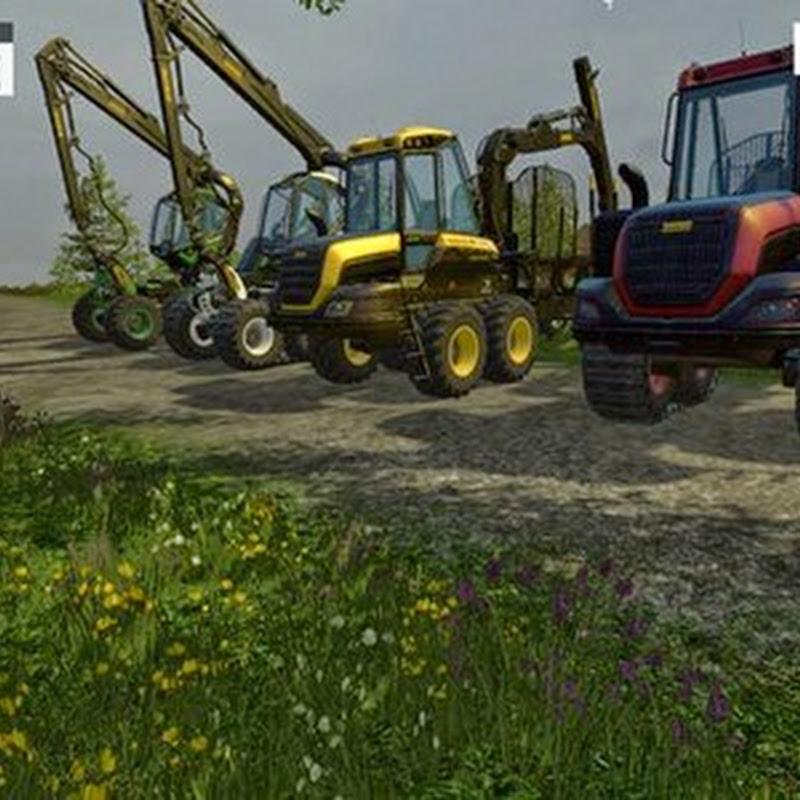Farming simulator 2015 - Ponsse Modpack v 2.0