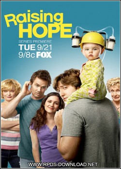 4e79570a9dfe2 Raising Hope 1, 2 Temporada Legendado RMVB
