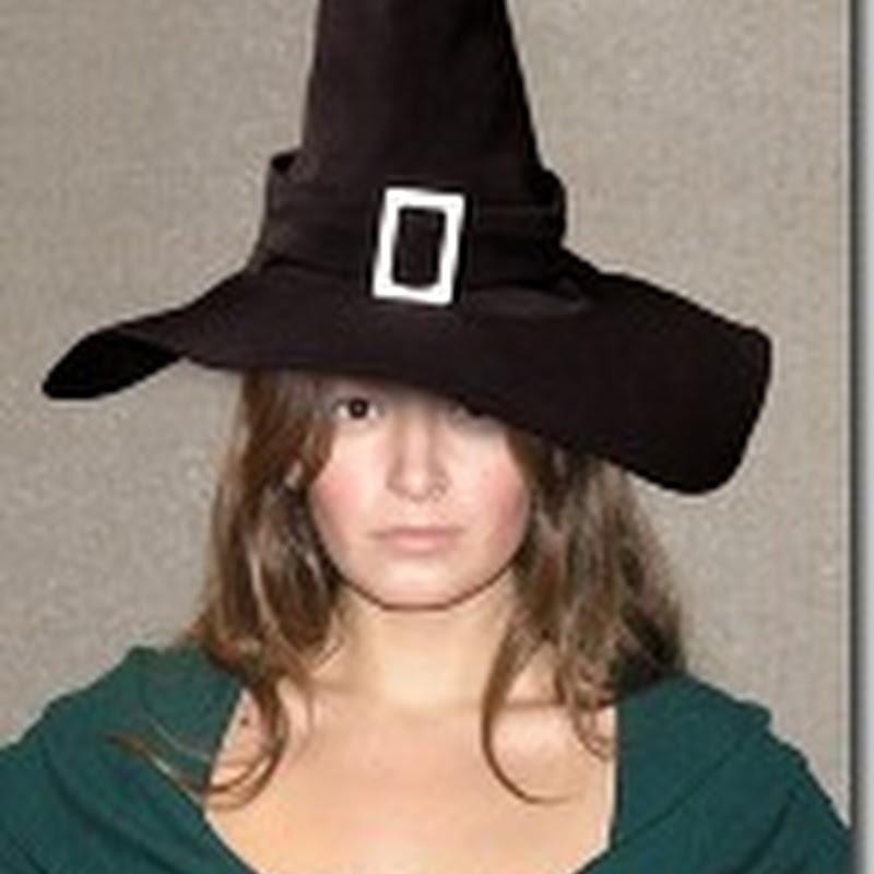 Poner sombrero de bruja a una foto