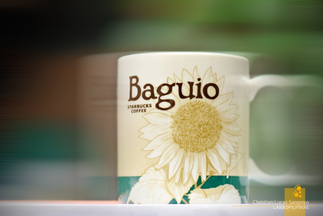 Starbucks Global Icon City Mug Baguio