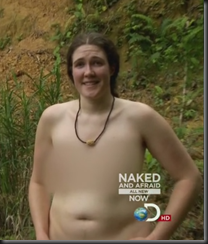 Naked And Afraid Julie Wright