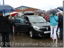 dacia fandag 2012 onthulling lodgy 24