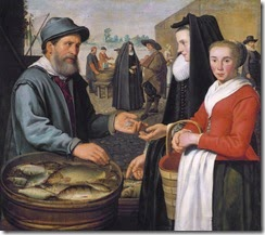 The fish-market