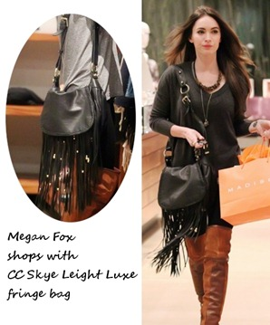 Megan-Fox-shops-at-the-Madison-boutique-in-West-Hollywood-in-West-Hollywood-November-30-with-black-CC-Skye-Leight-Luxe-Fringe-bag1