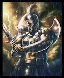 Ares God Of War