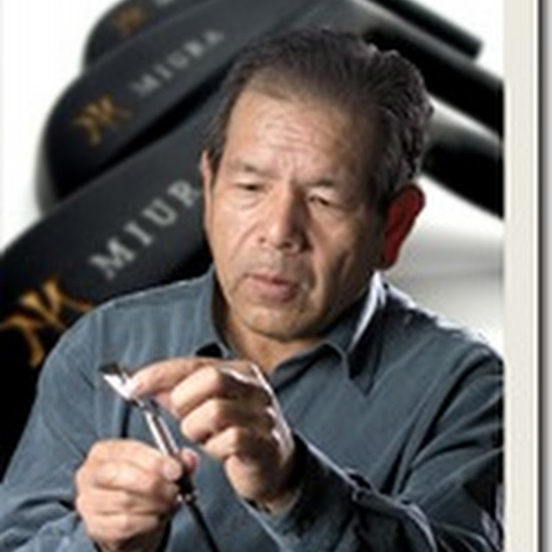 Master Clubmaker Katsuhiro Miura Reveals He Just Doesn't Have Time To Make Everyone's Clubs