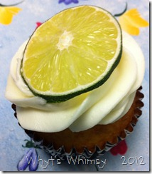 Margarita With Salted Lime Buttercream