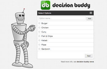 Chrome Decision Maker