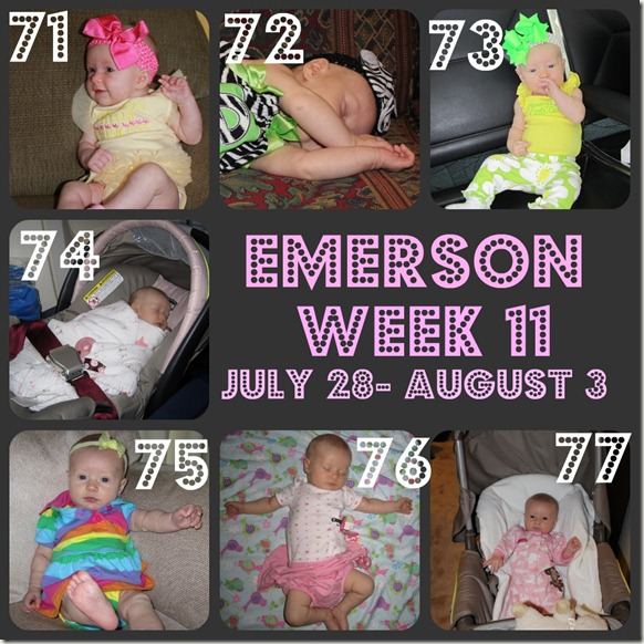 Emerson Week 11