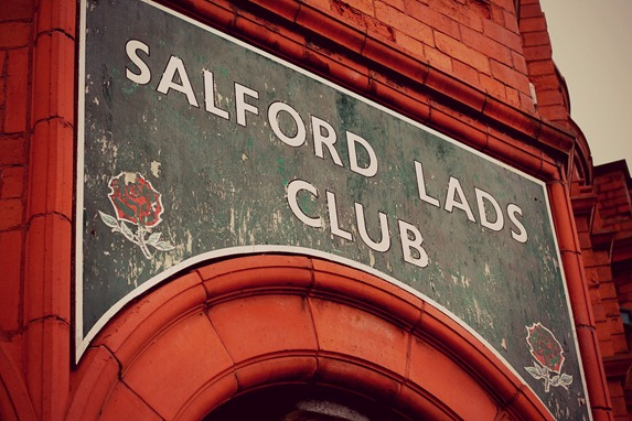 SALFORD LADS CLUB 3
