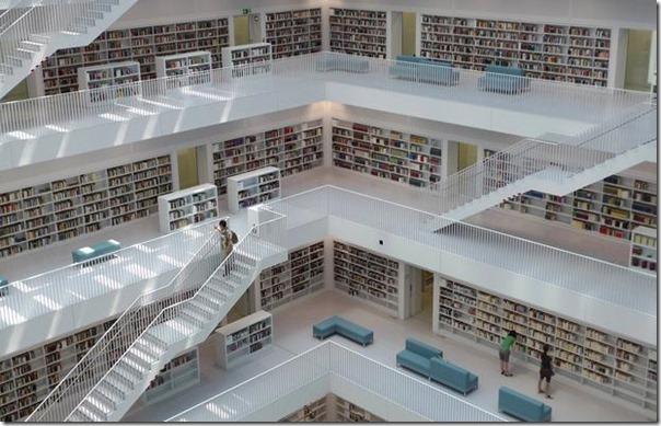 06 Biblioteca de Stuttgart