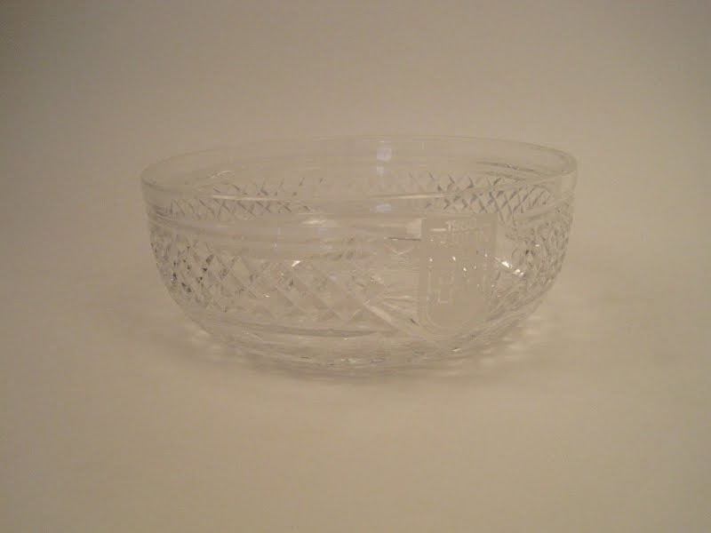 Crystal Celebratory Bowl
