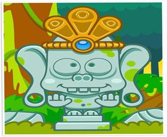 Jungle Temple Idol is SUPER RARE
