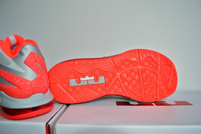 nike lebron 11 low gr laser crimson 1 04 Nike Max LeBron 11 Low Laser Crimson Drops This Saturday