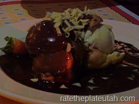 Les Chefs de France Profiteroles au Chocolat