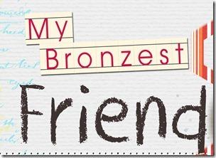 dettaglio titolo - my bronzest friend
