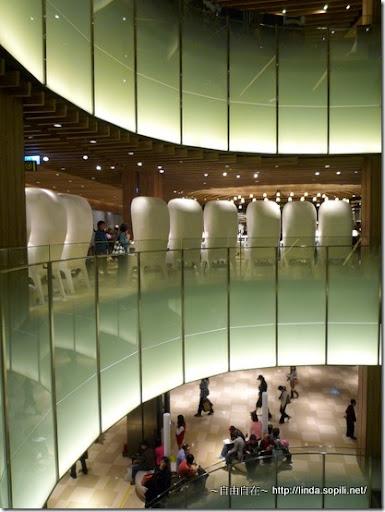 京站時尚廣場-玻璃裝潢