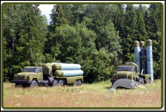 Russie une armée gonflable-19