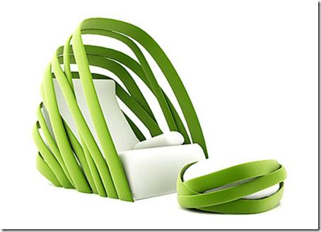 chaise longue - Kanom