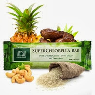 Блокче супер хлорела / SuperChlorella Bar