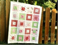 gathered baby quilt tutorial[4]