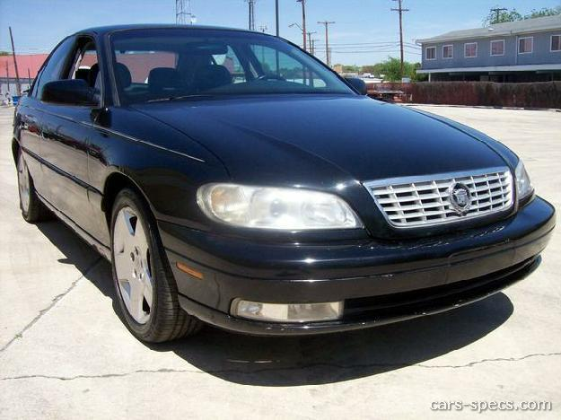 2000 cadillac catera sedan specifications pictures prices. Black Bedroom Furniture Sets. Home Design Ideas