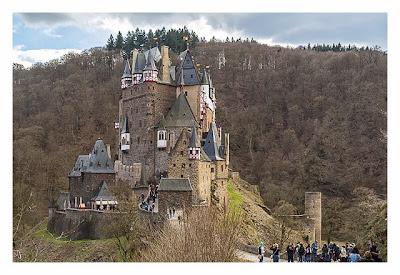 Ältester Geocache Deutschlands - Die Burg Eltz