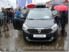Dacia Fandag 2012 Onthulling Lodgy 21
