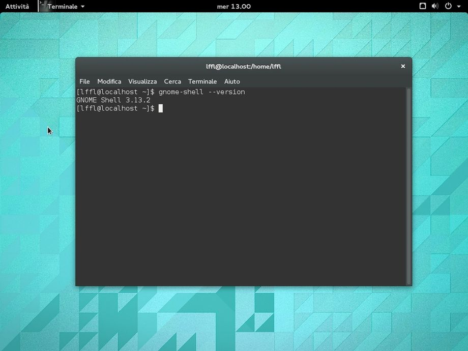 Ubuntu GNOME 14.10 - GNOME Shell 3.13.2