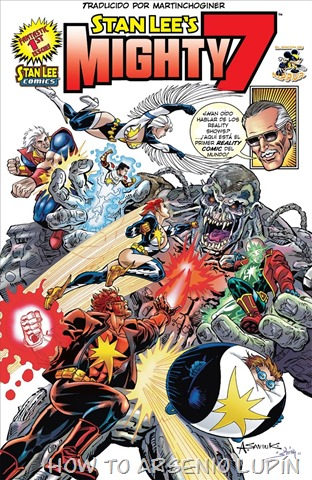 Stan Lee`s Mighty 7 01