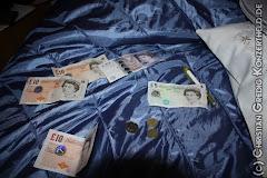 Britisches Geld