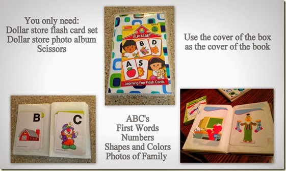Flash Card Book