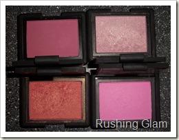 NARS blushes (4)