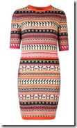 Ted Baker Fair Isle Dress