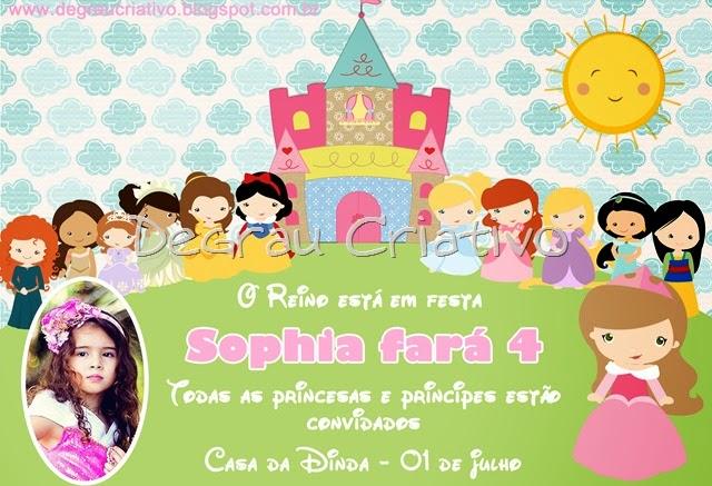 Sophia e as Princesas - Copia