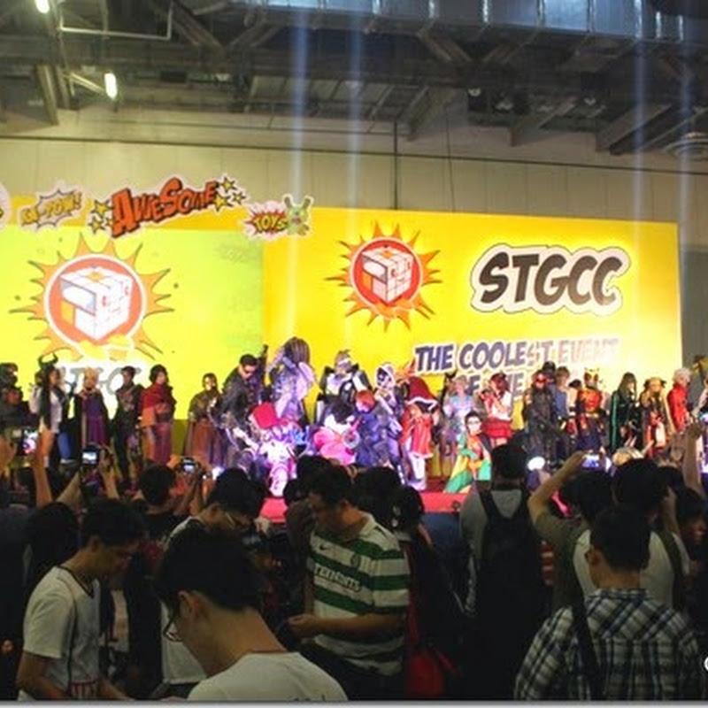 STGCC 2014 (Day 2 ) Cosplay Runway