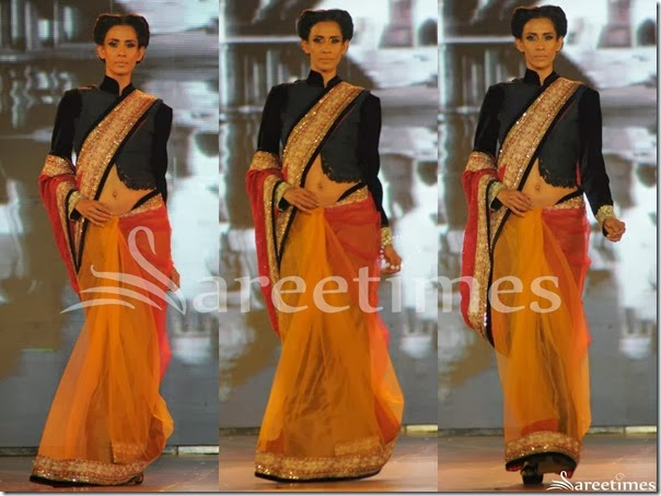 Manish_Malhotra_Dual_Color_Net_Saree