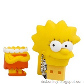 Lisa USB Flash Drive