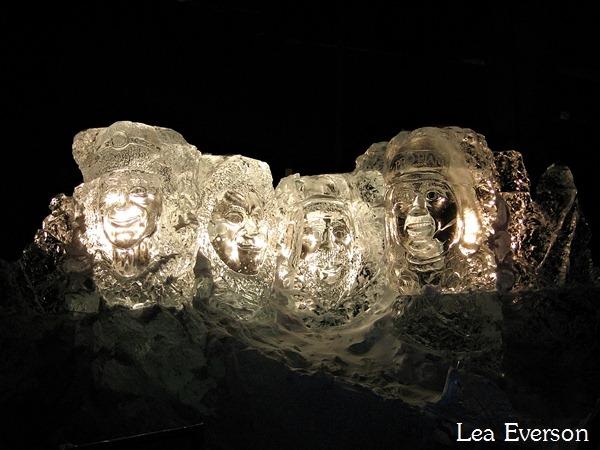 World Ice Art Championship held in Fairbanks[1]