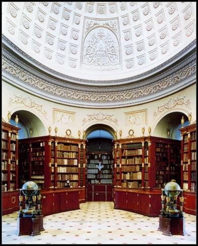 Bibliothèque de Klosterneuburg, Autriche