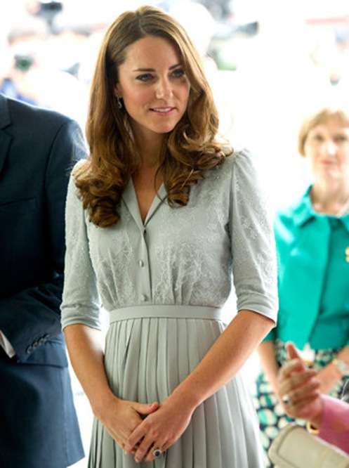 Kate Middleton is Pregnant with Her First Child
