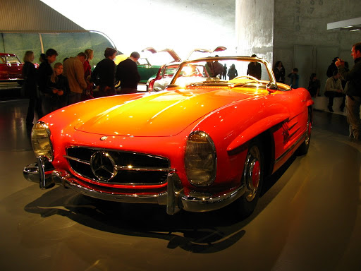 1962 Mercedes Benz 300 SL