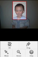Screenshot of ID Photo Maker Demo