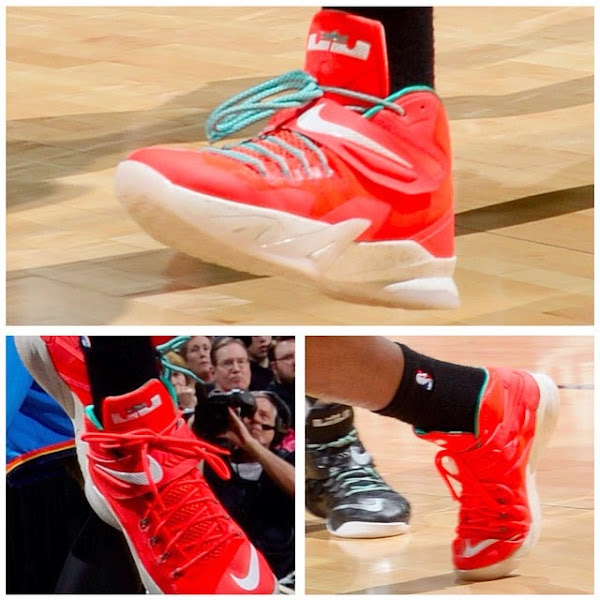 This is How Zoom Soldier 8 Ruled the NBA on Christmas