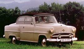 Opel Rekord 1953