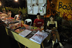 tabling for KOE's local social center. photo credit: Eric Ribellarsi