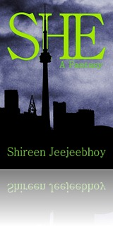 She by Shireen Jeejeebhoy