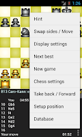 Screenshot of Chess Genius Lite