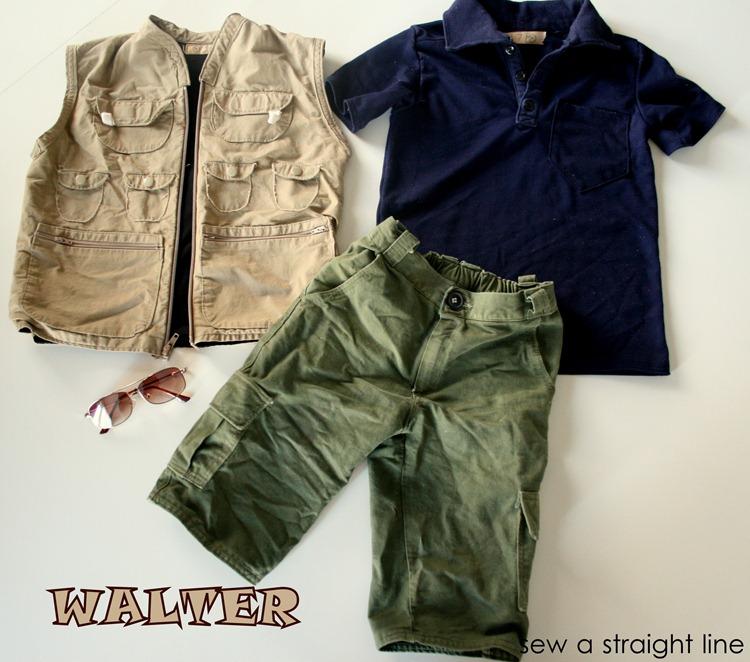 big lebowski walter wardrobe